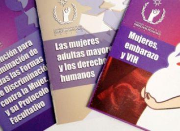 """Edita la CNDH la cartilla """"Mujeres, Embarazo y VIH"""""""