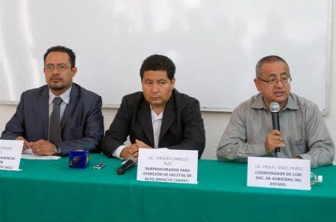 Desarticulan banda de secuestradores que operaba en el distrito de San Carlos Yautepec, Oaxaca