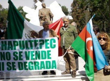 Buscan alternativa consensuada gobierno del DF y Embajada de Azerbaiyán