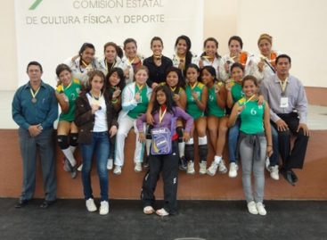 Resultados finales de voleibol de sala de la Olimpiada Nacional 2013, en su etapa estatal
