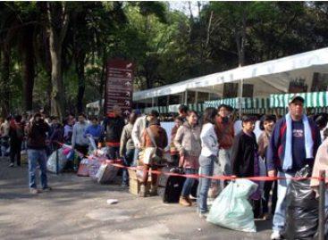 Será itinerante Mercado de Trueque, visitará delegaciones y seguirá en el Bosque de Chapultepec