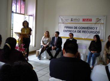 Firman convenio para prevenir, atender y sancionar violencia contra la mujer en Oaxaca