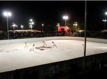Han disfrutado más de 128 mil personas pista de hielo y atractivos del Festival Navideño en Oaxaca