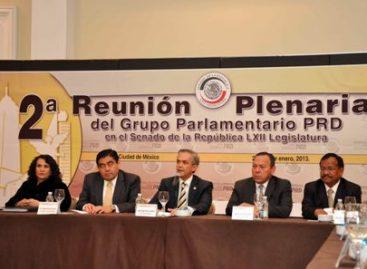 Progreso y desarrollo, prioridades para la izquierda y sus gobiernos: Mancera Espinosa