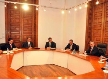 Intercambian gobiernos del DF y federal información en materia de protección civil
