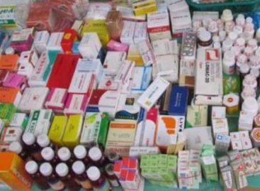 Despliegan labores de recolección de medicamentos caducos en la ciudad de México