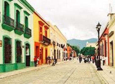 Payasitos en las calles de Oaxaca