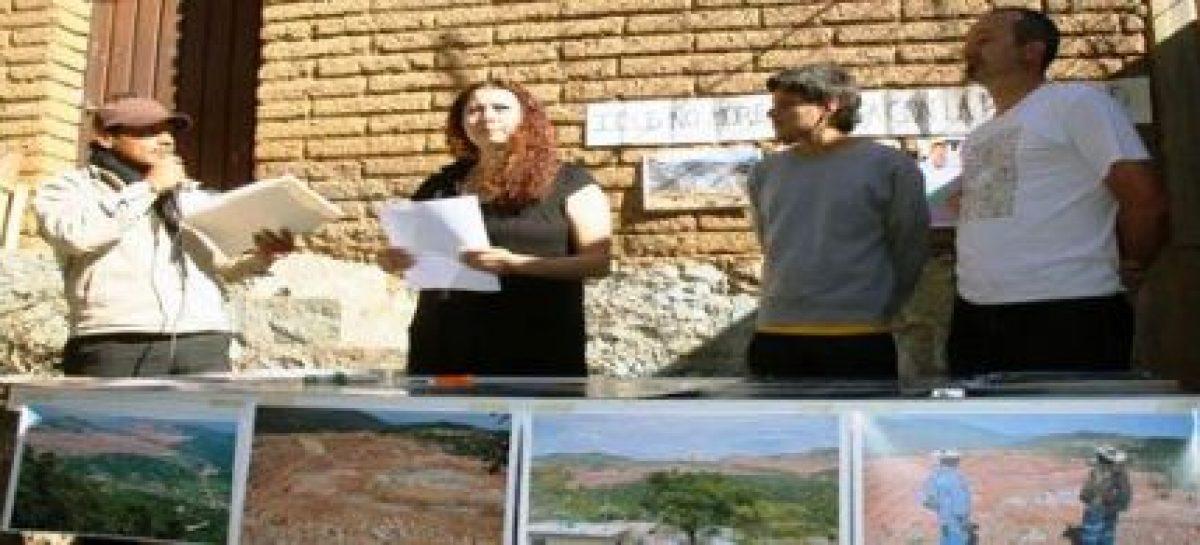 Comunidades y Organizaciones de la Región Mesoamericana nos Pronunciamos Contra la Minería
