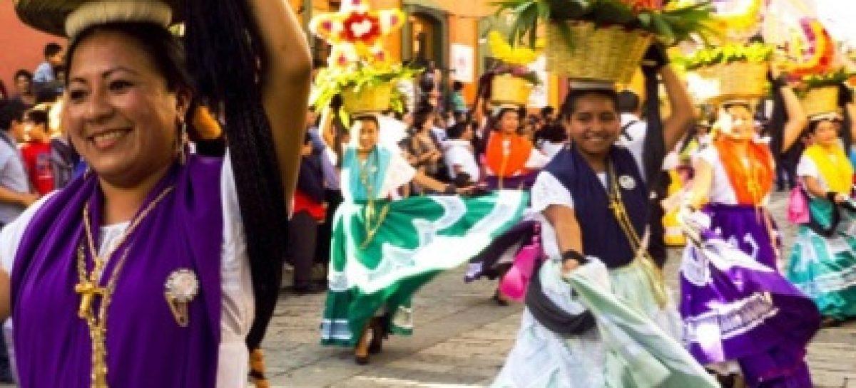 Inicia  Feria Anual 2013 en la Villa de Mitla