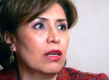 Reunión de gobernadores con Rosario Robles de la SDS