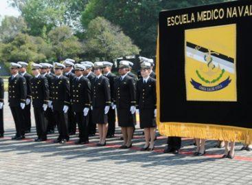 Graduación de la XXI generación de médicos cirujanos navales