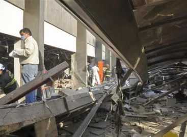 Confirman 25 muertos y 101 personas lesionadas por explosión en edificio de Pemex