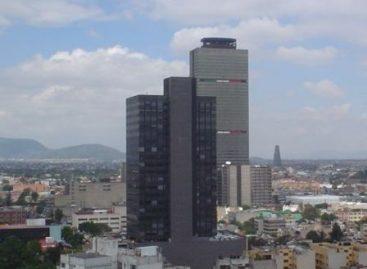 Sin daño estructural inmuebles ubicados en las calles aledañas a la Torre de Pemex, en el DF