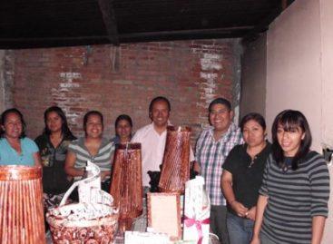 Inauguran cursos de reciclaje Mujeres Productivas de la Carrillo Puerto en Santa Lucia del Camino, Oaxaca