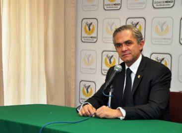 Entrevista realizada al Jefe de Gobierno del Distrito Federal Miguel Ángel Mancera