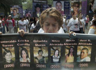 Evidencias en casos de desparecidos de participación de autoridades mexicanas