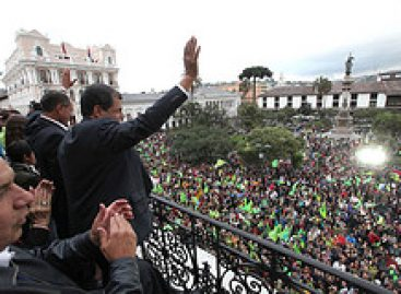 CNE de Ecuador ratificó triunfo de Rafael Correa