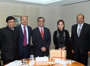 Intercambian funcionarios de México e India experiencias para superar la pobreza