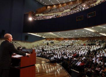 El IMSS, referente nacional e internacional en la formación de especialistas: González Anaya