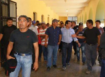 Superado el problema de la Policía Municipal de Juchitán