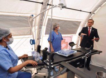 Programa de Regulación de Ambulancias garantizará mejor servicio con personal capacitado: Mancera