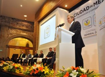 Presentan Plan de Prevención y Combate a la Corrupción en la Ciudad de México
