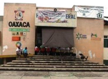 Paro hoy en el Hospital Regional de Tuxtepec, contra secretario salud de Oaxaca German Tenorio