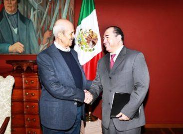 Inicia CNS regionalización con visita del comisionado de la Policía Federal a Michoacán