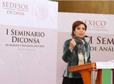 Abastecerá Diconsa al 98% de municipios del país en la Cruzada Nacional Contra el Hambre