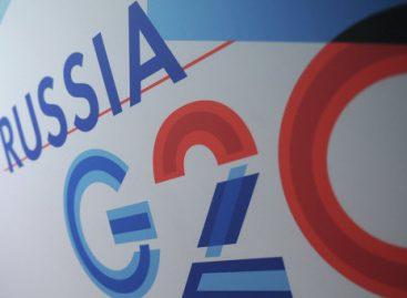 """El G20 promete desde Moscú que no habrá """"guerras de divisas"""""""