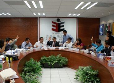 """Aprueban convenio de coaliciones """"Compromiso por Oaxaca"""" y """"Unidos por el Desarrollo"""""""