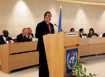 Apertura al escrutinio internacional en derechos humanos: José Antonio Meade
