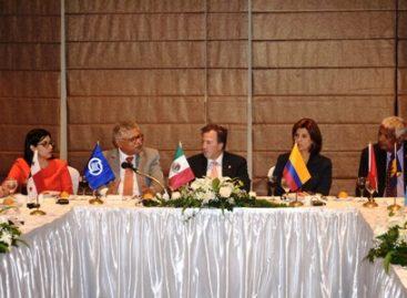 México preside el Consejo de Ministros de la Asociación de Estados del Caribe para 2013
