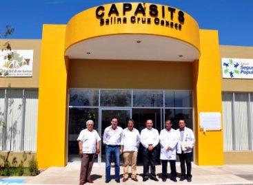 Próximo a inaugurarse el Centro de Atención del SIDA en Salina Cruz