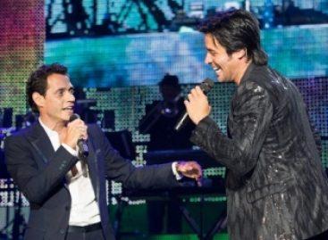 Celebran Día del Amor y la Amistad con concierto masivo de Chayanne y Marc Anthony en el Zócalo del DF