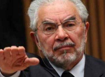 Renuncia Sergio García Ramírez al IFE