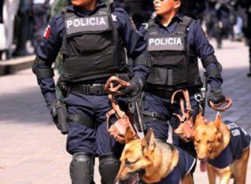 Instalan Comité de Seguridad en la delegación Benito Juárez, en la Ciudad de México