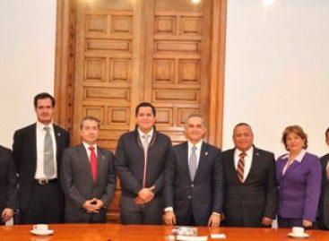 Inicia Gobierno del DF acercamiento con legisladores de entidades del centro del país