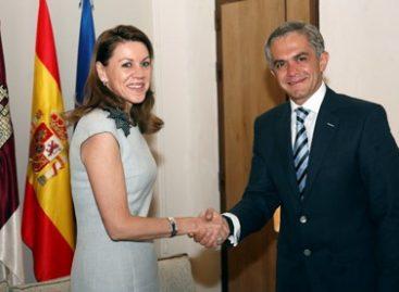 Intercambian funcionarios experiencias exitosas en España y México