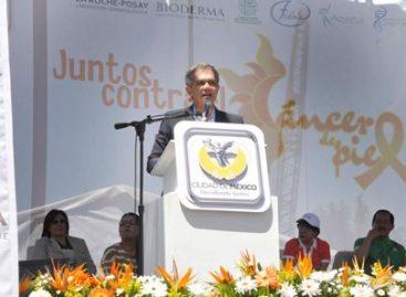 Envía Gobierno del Distrito Federal apoyo por incendios forestales a San Luis Potosí
