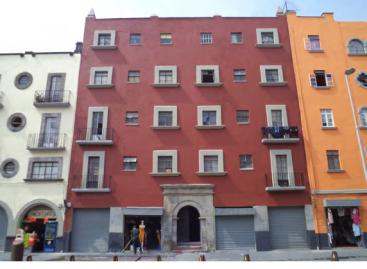 """Convocan al programa """"restauración de fachadas con patrocinio"""" en el Centro Histórico del DF"""