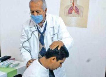 Detectan 14 mil 055 personas con enfermedades crónicas en un año, en la ciudad de México