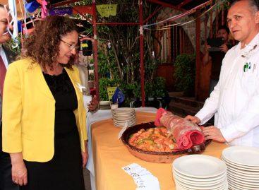 Realizan Festival Gastronómico, Artístico y Artesanal en la Delegación Tlalpan