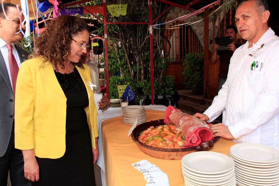 Jefa delegacional en Tlalpan, Maricela Contreras Julián