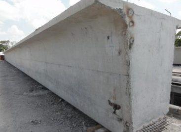 Colocarán prefabricados y columnas zapatas en importantes avenidas de la Ciudad de México