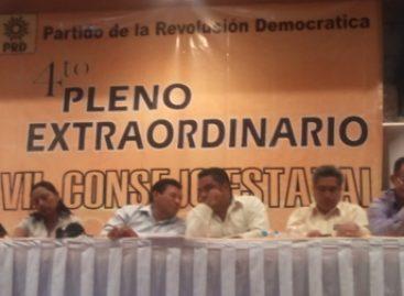 Emite PRD-Oaxaca resolutivos sobre candidaturas para la elección de presidentes municipales