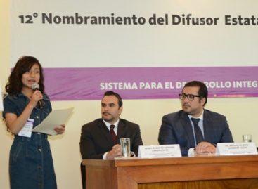Prioritario que niñas, niños y adolescentes conozcan sus derechos: Peimbert Calvo