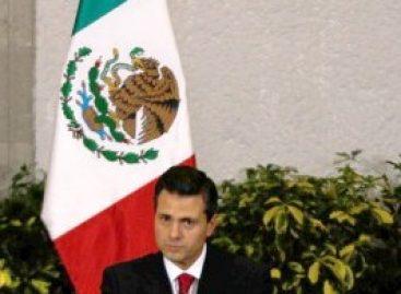 El Presidente Peña Nieto asiste a funerales de Hugo Chávez