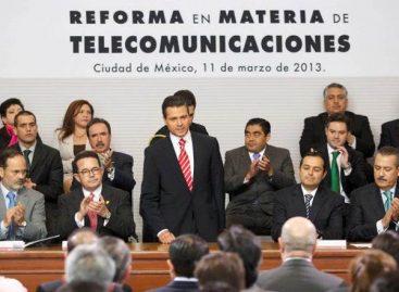 Recupera el Estado la rectoría en telecomunicaciones