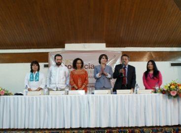 Igualdad de género determinante para la democracia: Alonso Criollo